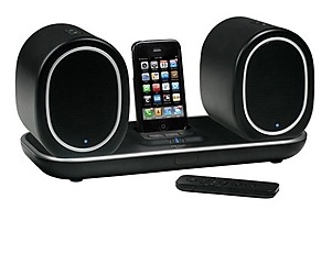 altavoces iphone
