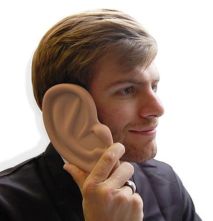 Funda de oreja iPhone