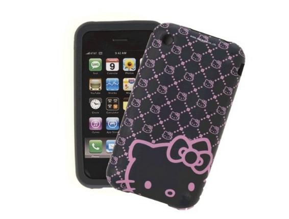 funda hello kitty iphone