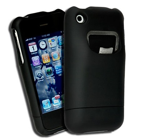 funda iphone con abridor