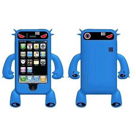 funda robot iPhone