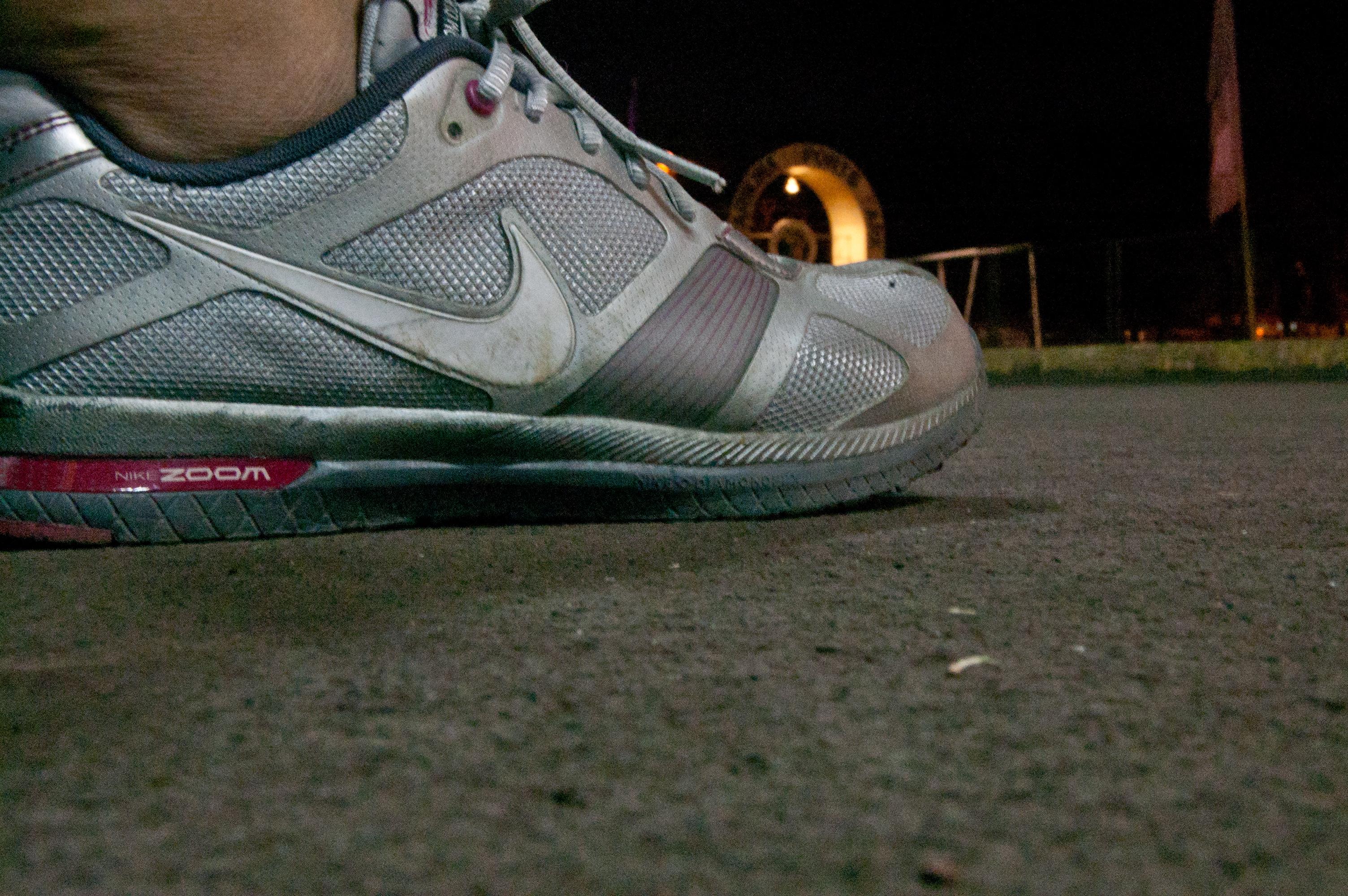 Imagen de una zapatilla de running. Conseguir un calzado adecuado para empezar a practicar running es imprescindible para cuidar los pies y rodillas