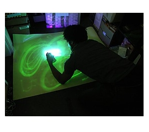 spray luminoso